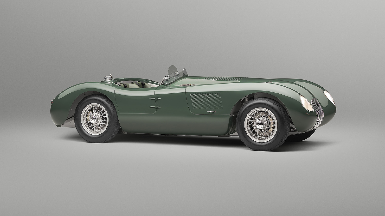 Continuation continues at Jaguar with revival of Le Mans-winning C-type