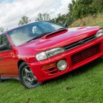 Ex-McRae 1996 Subaru Impreza