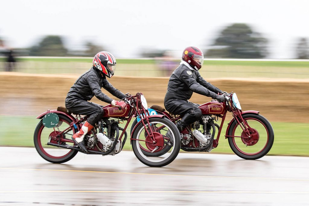 Sywell Classic motorcycles