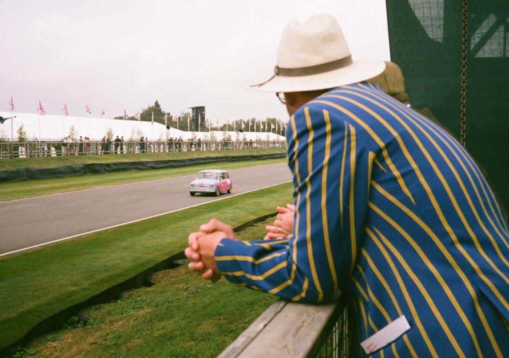 Goodwood Mini racing