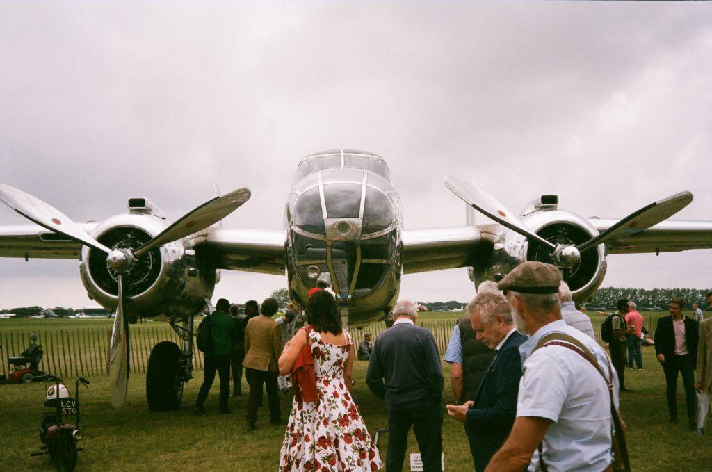 Goodwood aircraft