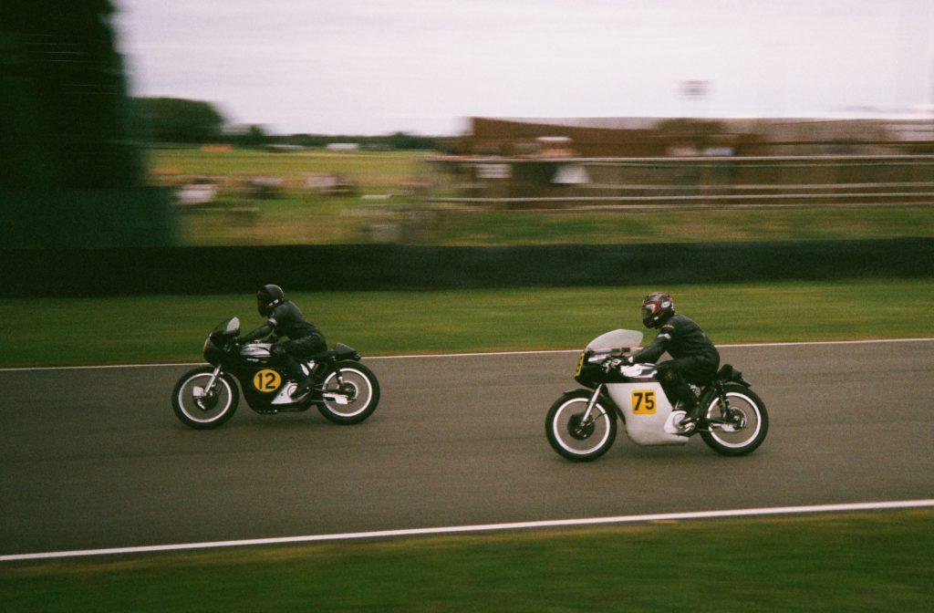 Goodwood motorcycle racing
