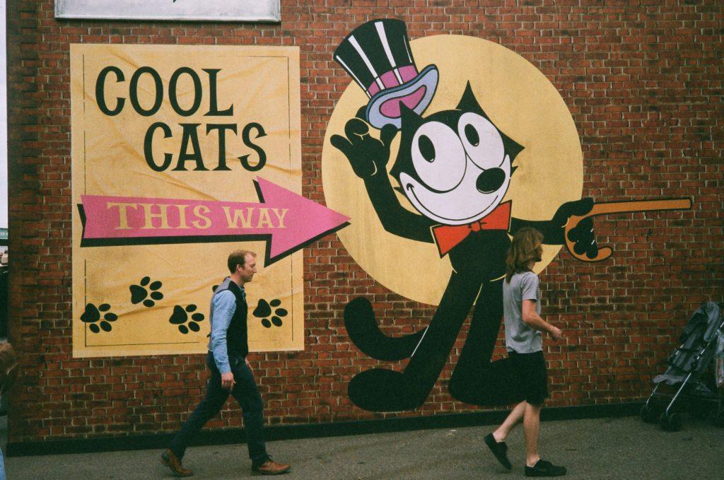 Goodwood mural