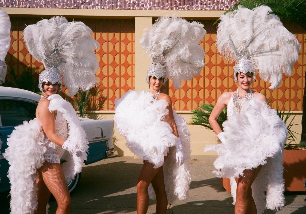 Goodwood casino show girls