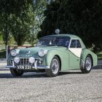 Sole surviving works Triumph TR3A is ready for historic rallying