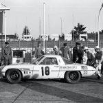 Mazda Cosmo 110S, Nurburgring 1968