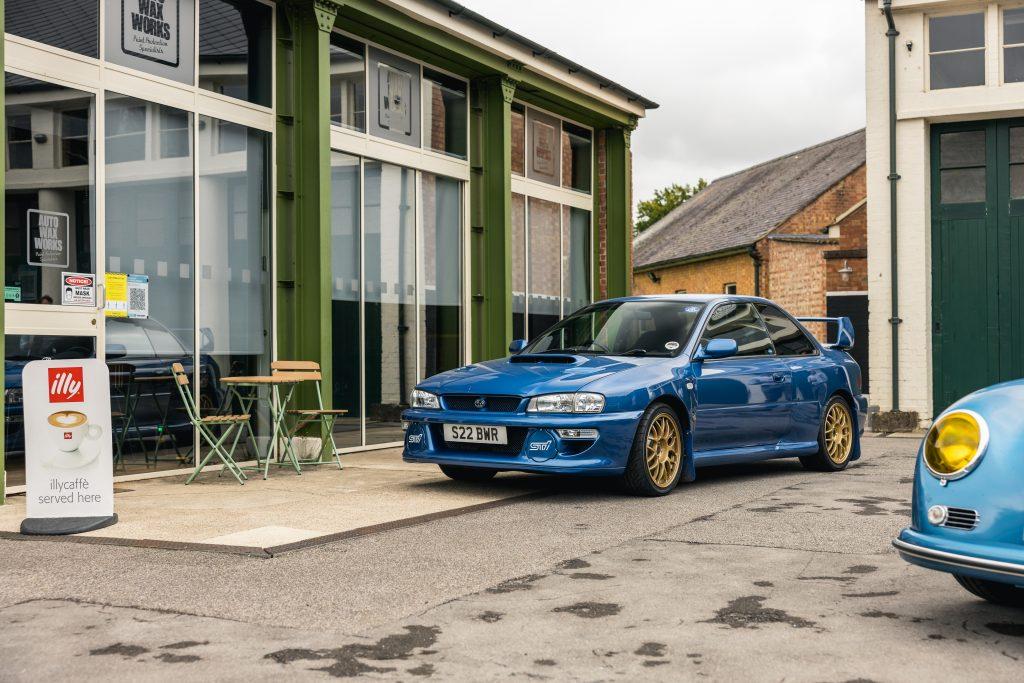 Your Classics: Winter runs in a Subaru Impreza 22B leave Chris Thorogood with a warm glow