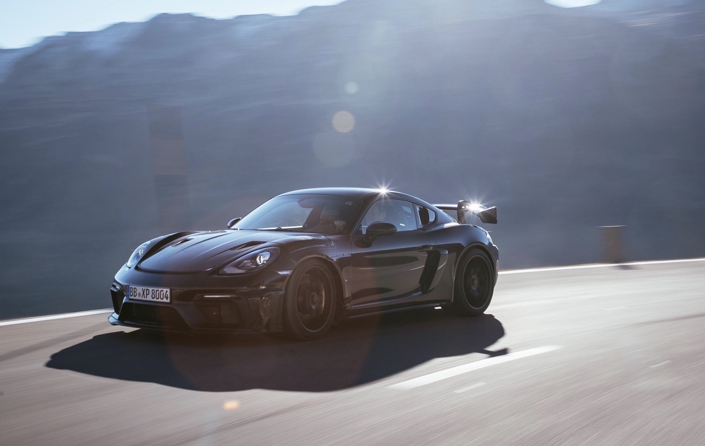 Put a 'Ring on it: 9000rpm Cayman GT4 RS undergoes final testing