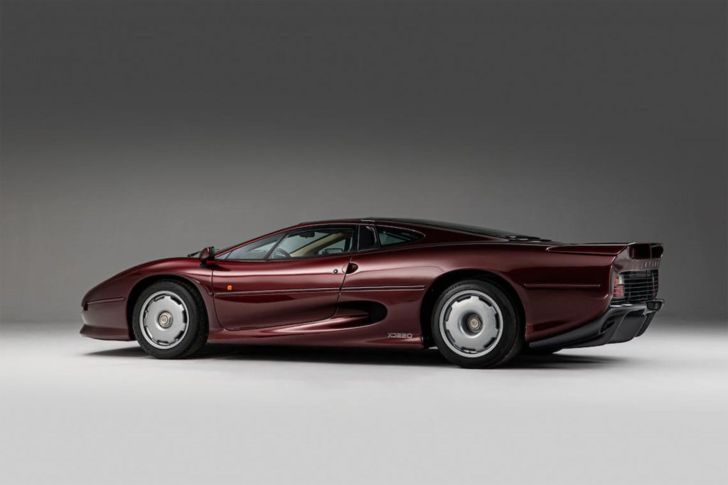 Does Jaguar's disappointing XJ220 have a more promising future than its glorious D-Type?