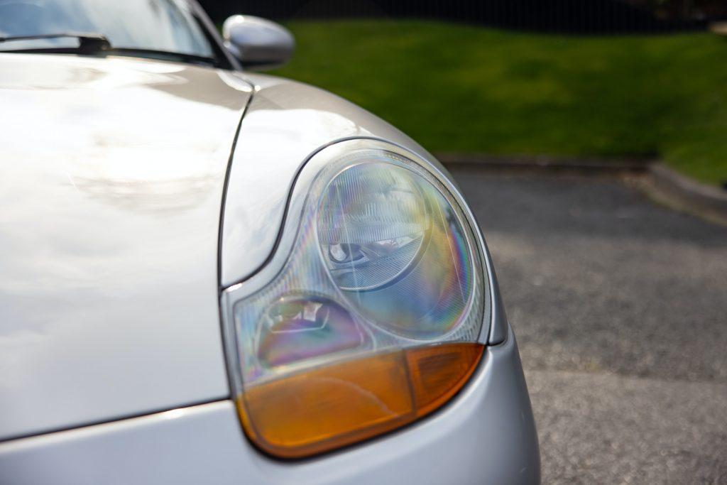 Porsche Boxster 986 headlamp