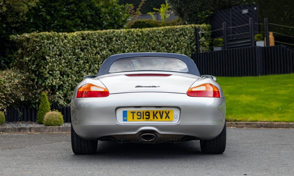 Choosing a used Porsche Boxster