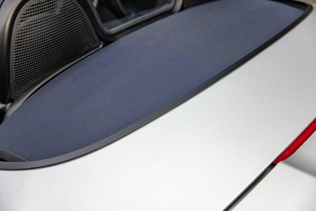 Porsche Boxster roof 2