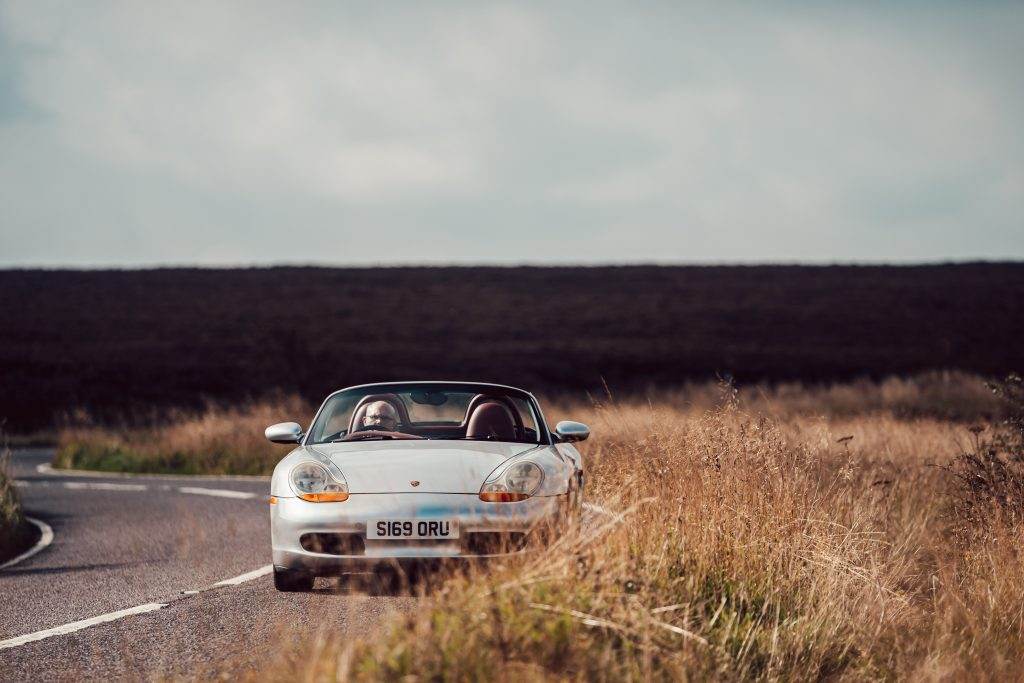What's a Porsche Boxster like to drive?