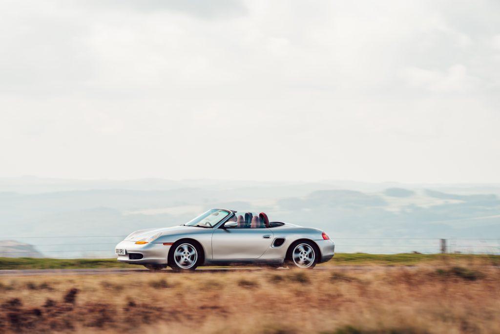 Original Mk1 Porsche Boxster review