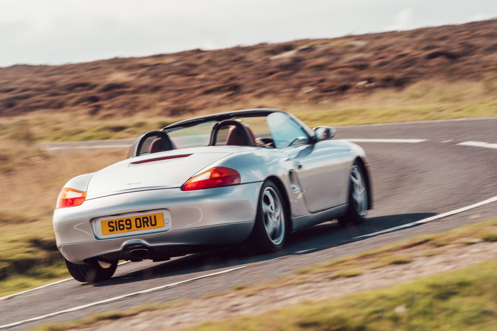 Is the Porsche Boxster 986 the best used performance car?