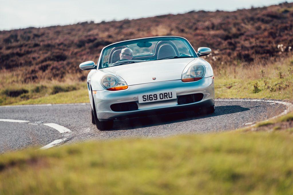 Porsche Boxster 986 review
