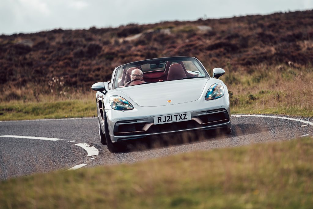 2021 Porsche Boxster 25 Years review