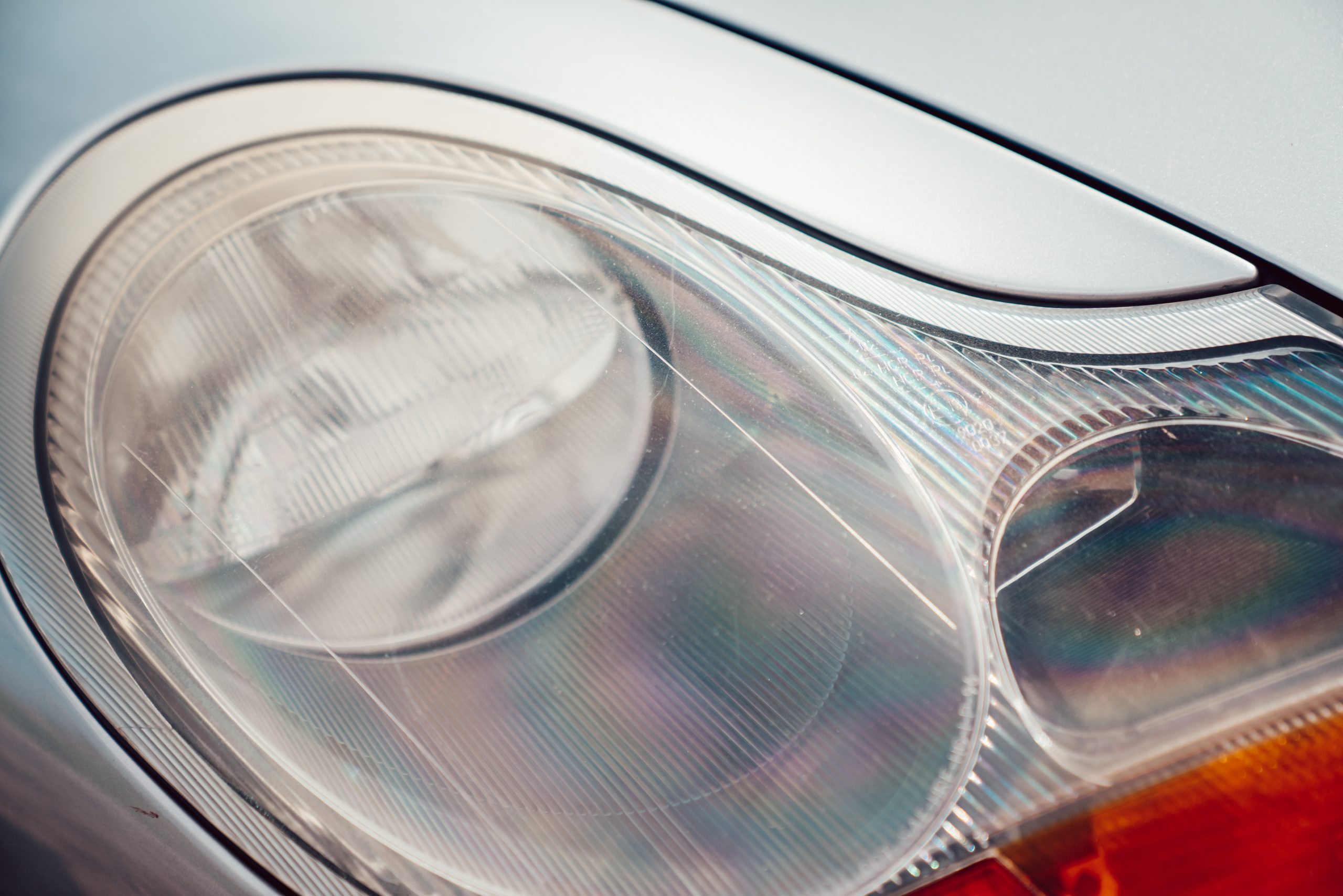 Porsche Boxster 986 headlamp cluster