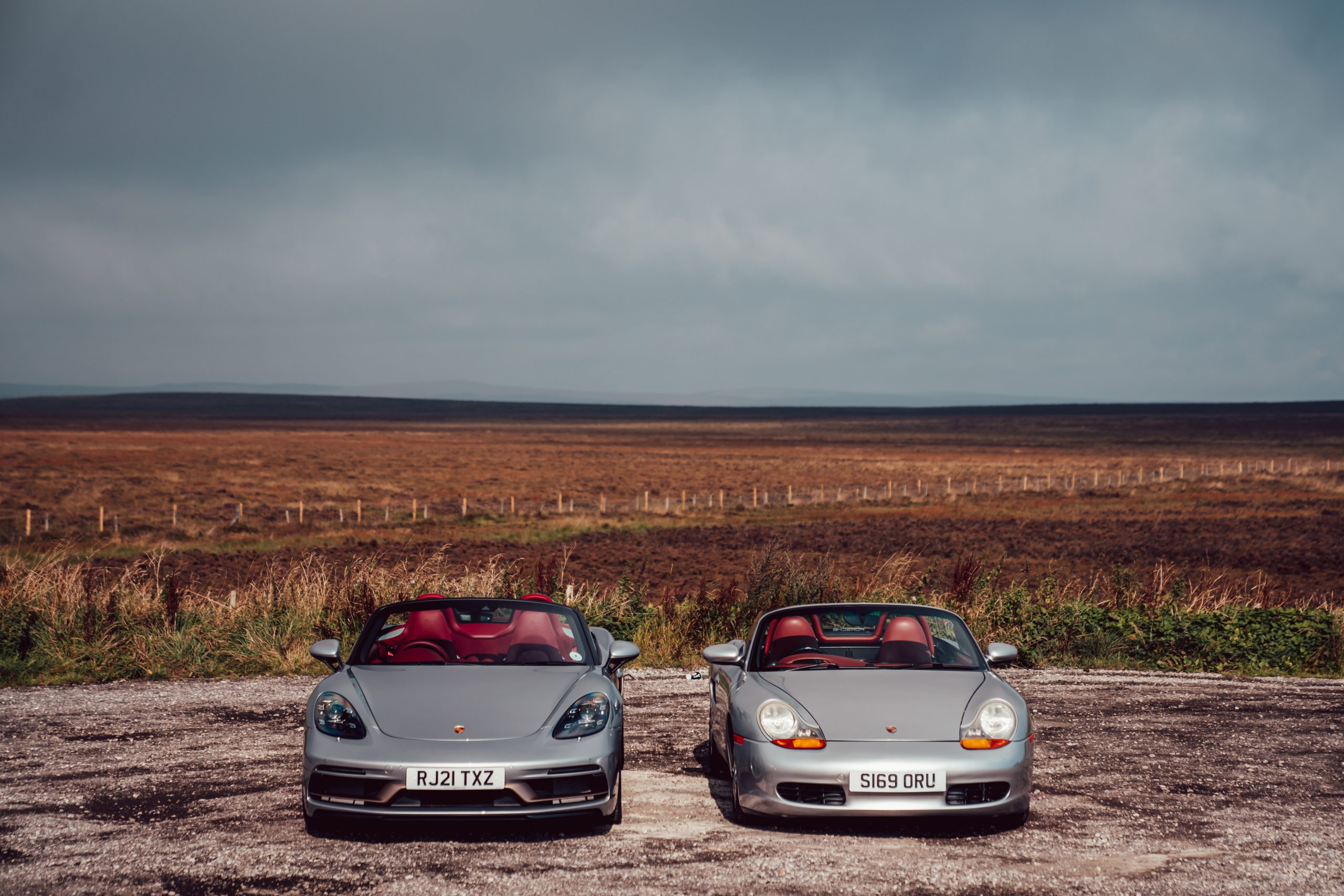 Porsche Boxster at 25 years