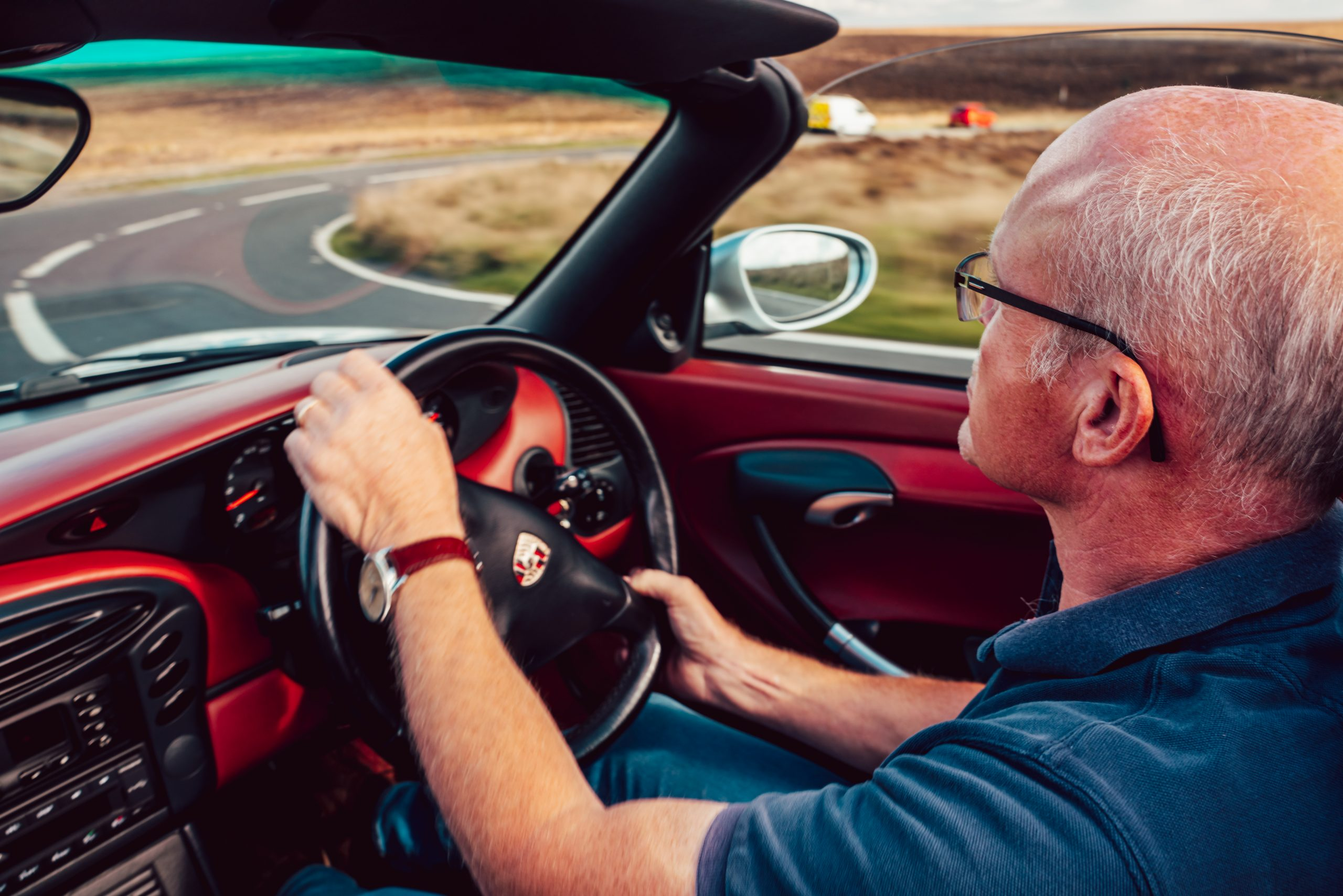 2021 Porsche Boxster 986 test