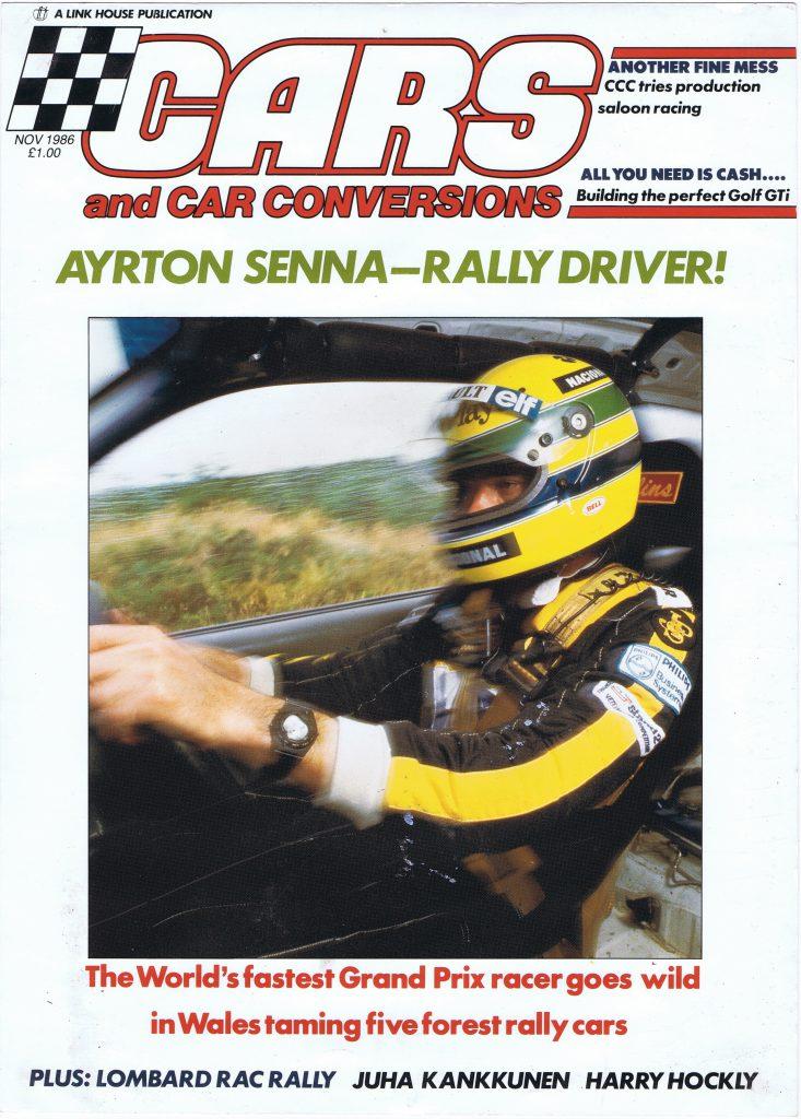 Cars and Car Conversions Ayrton Senna