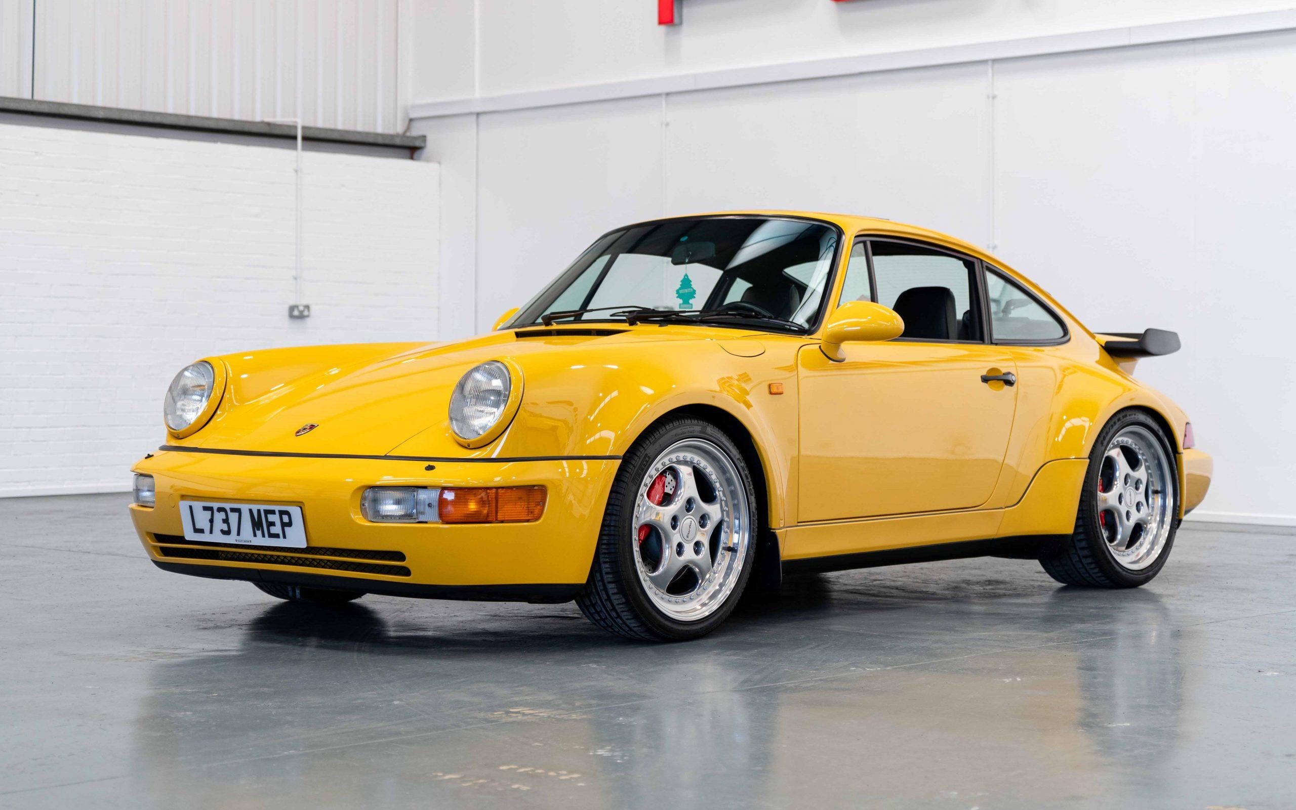 Leonard Collection Porsche 964 Turbo 3.6