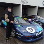 Peter Stevens: Designing the Jaguar XJR-15 road-going Le Mans racer – in a car park after work