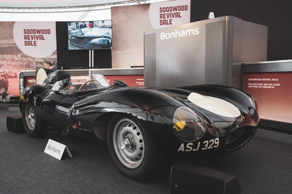 Jaguar D-Type Bonhams