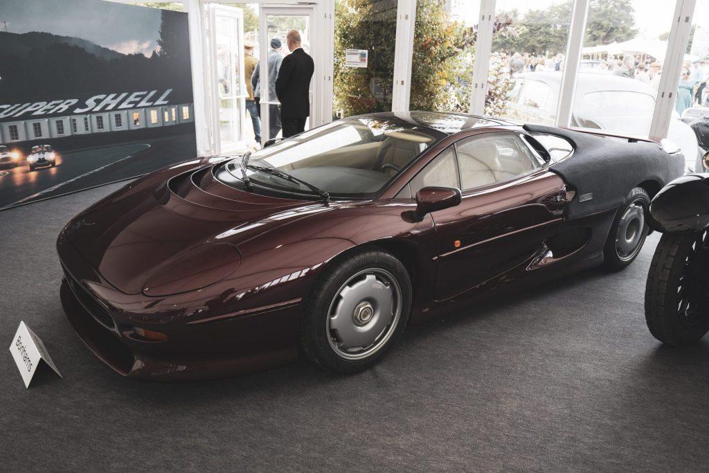 Jaguar XJ220 Bonhams