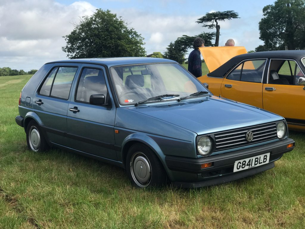 Golf CL at Festival of the Unexceptional