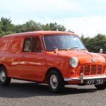 1960 Mini van