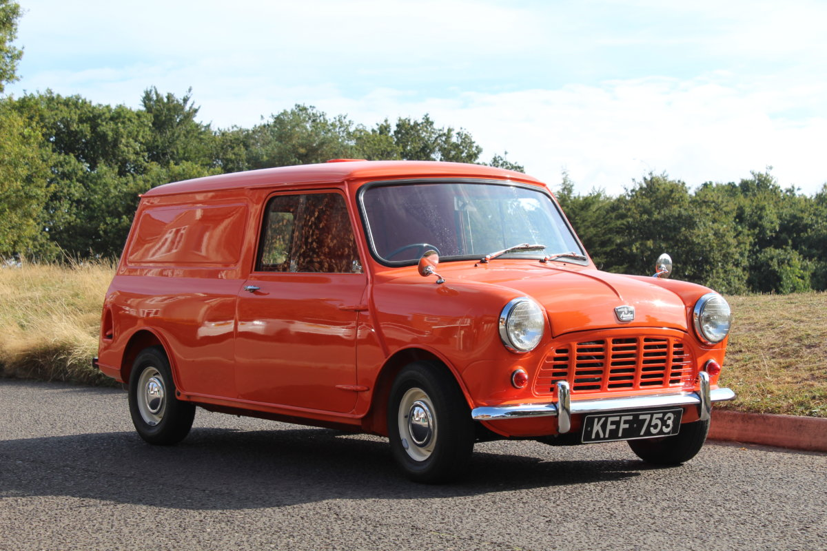 Our pick of Minis, Maestros, Mazdas and more at SWVA's Autumn auction