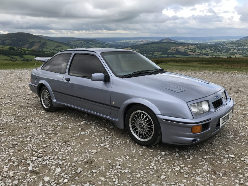 Tracking down my old Ford Sierra Cosworth after 31 years was easier than you'd imagine