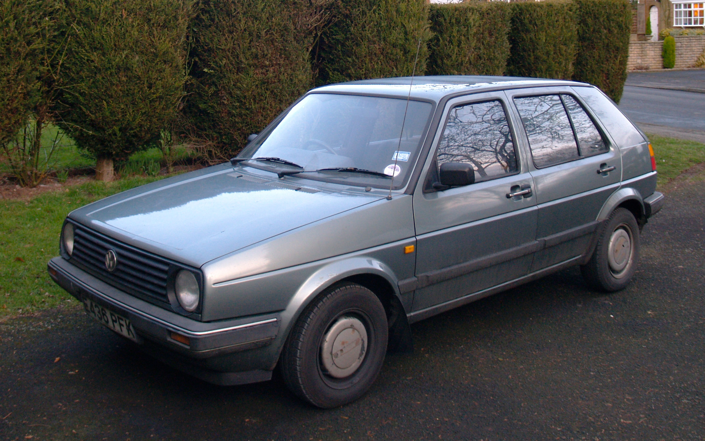 The One That Got Away: the pint-sized Golf that Jon Bentley squeezed Jeremy Clarkson into for a trip to the pub