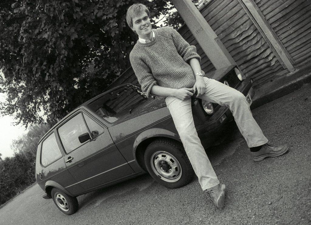 Jon Bentley Golf Mk1