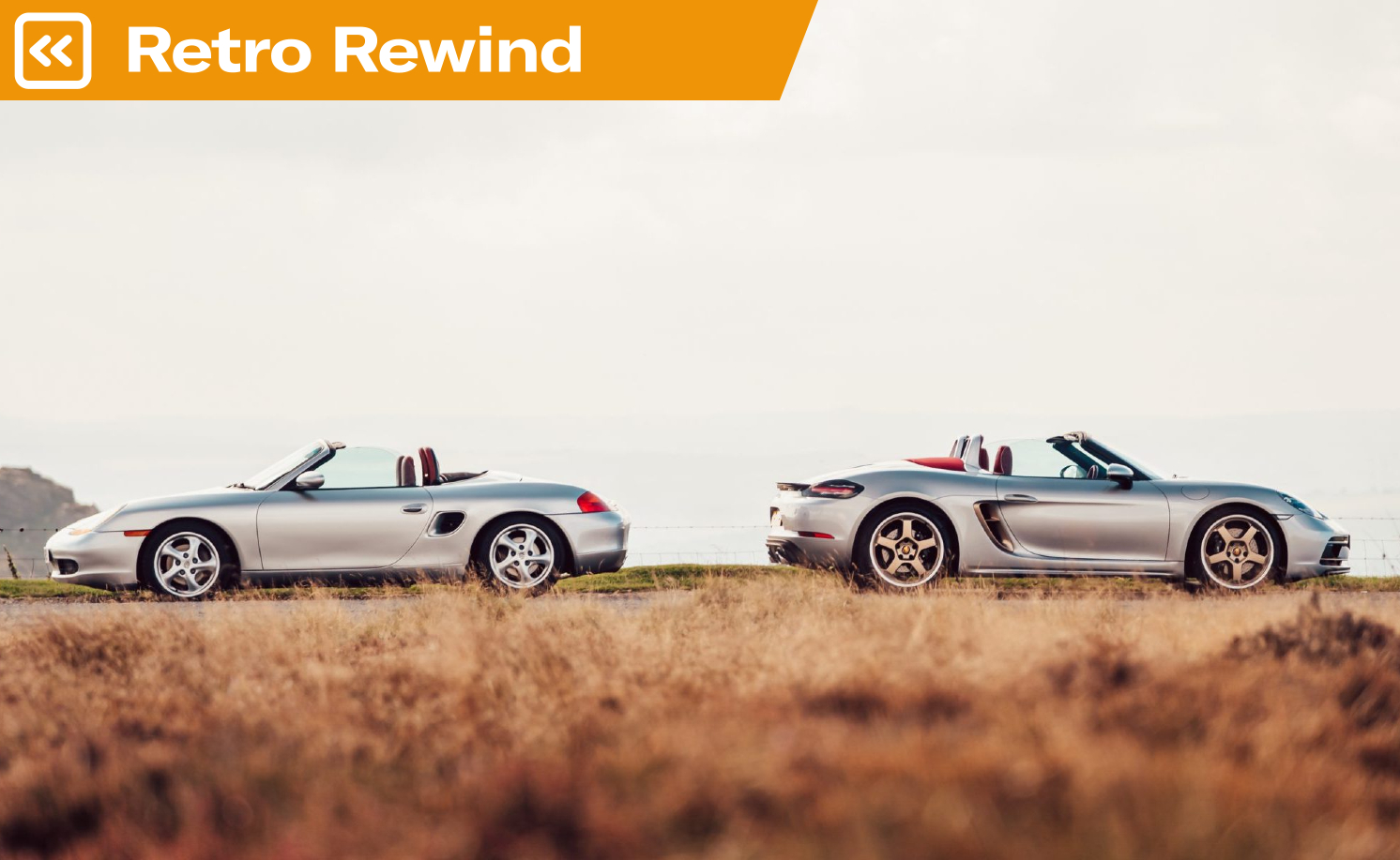 Boxster at 25: Driving the car that saved Porsche
