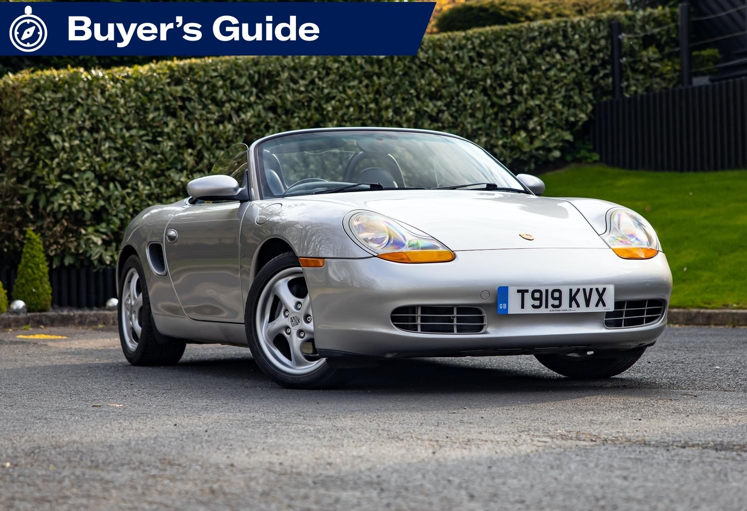 Buying Guide: Porsche Boxster 986 (1996 – 2004)