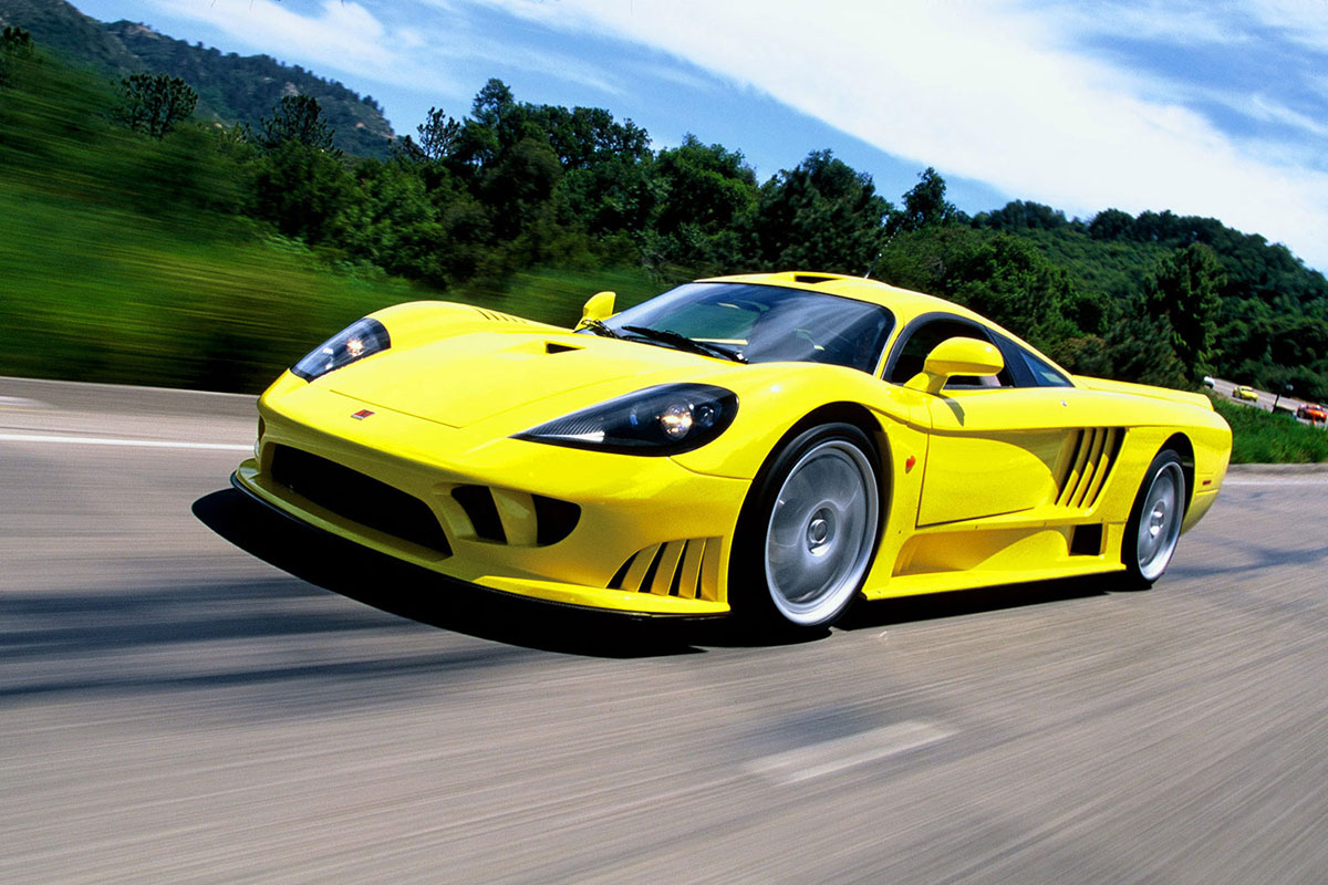 Cars That Time Forgot: Saleen S7