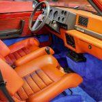 Renault 5 Turbo interior
