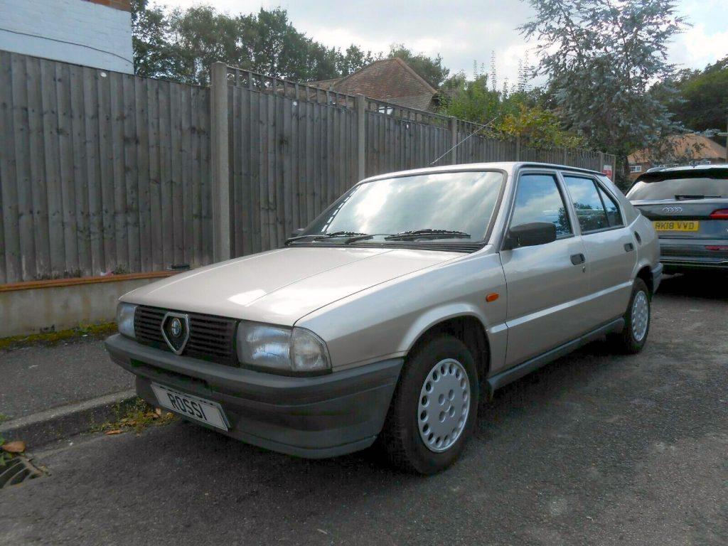1990 Alfa Romeo 33 1.5 Ti