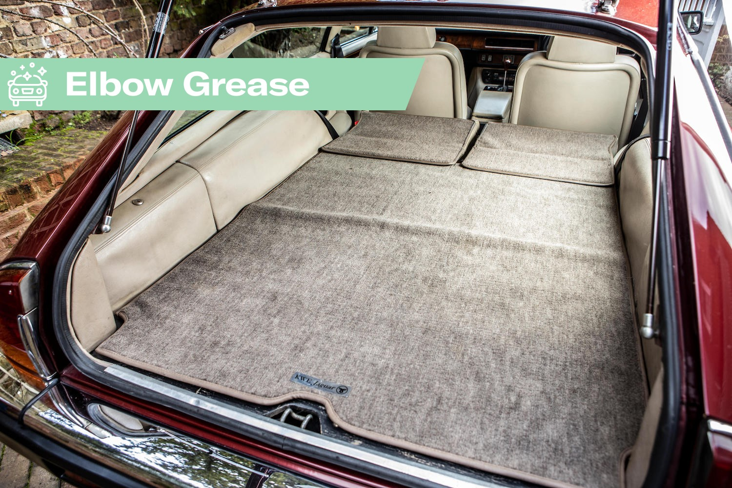 Elbow Grease: Cleaning wheels, preventing rusty brake discs and removing dog hair from carpets
