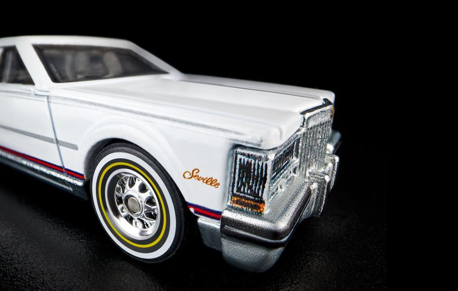 Hot Wheels Gucci Cadillac