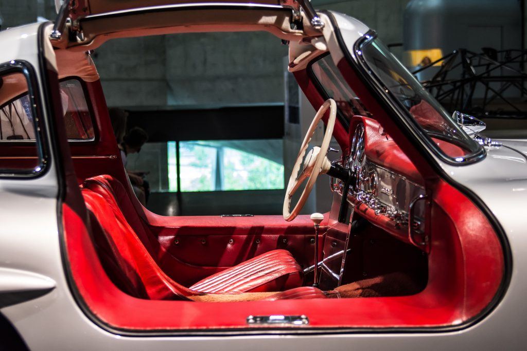 Hagerty opinion piece on leather trim in cars