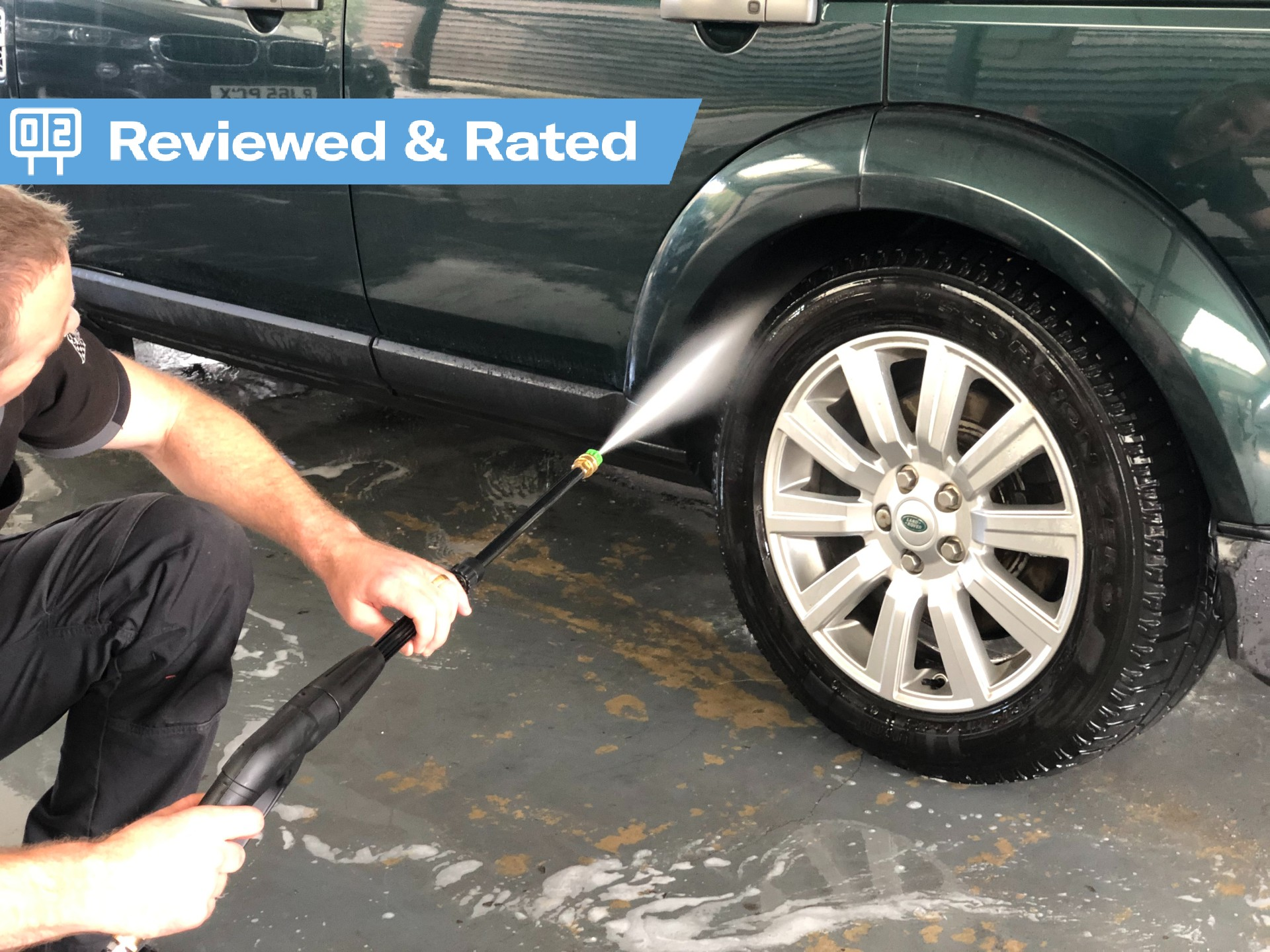 Reviewed & Rated: The dirt on the latest pressure washers