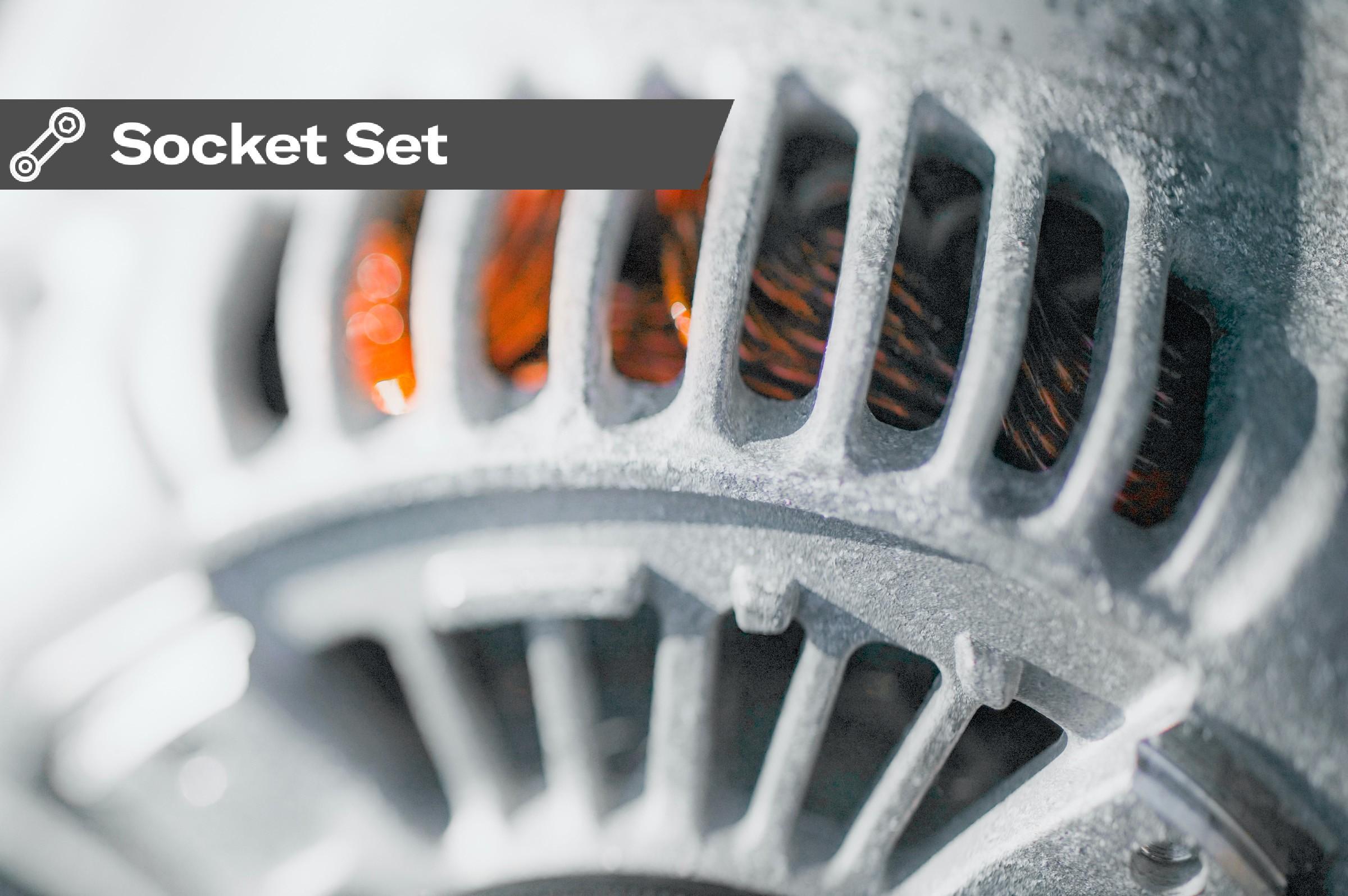 Socket Set: Diagnosing a faulty alternator