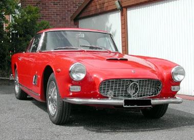 1957 - 1962 Maserati 3500GT