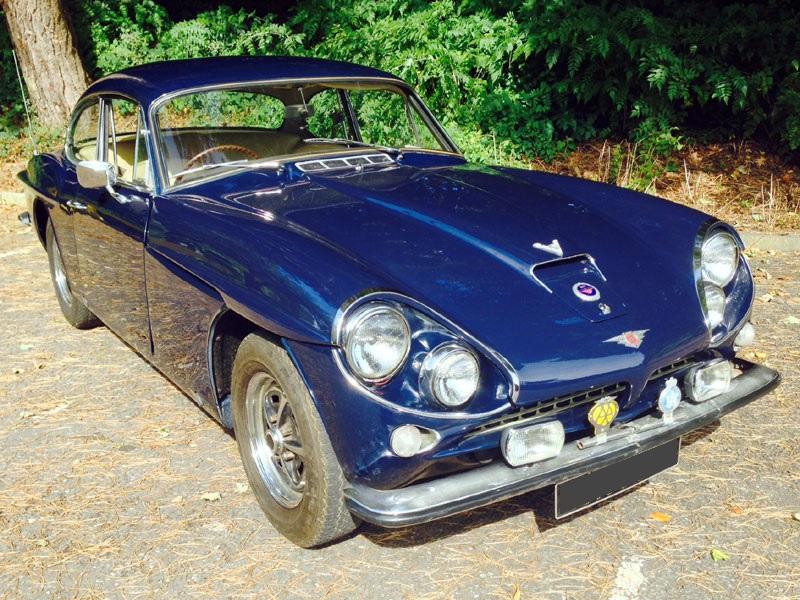1963 - 1965 Jensen C-V8