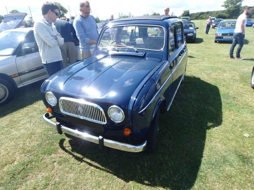 1962 - 1980 Renault 4