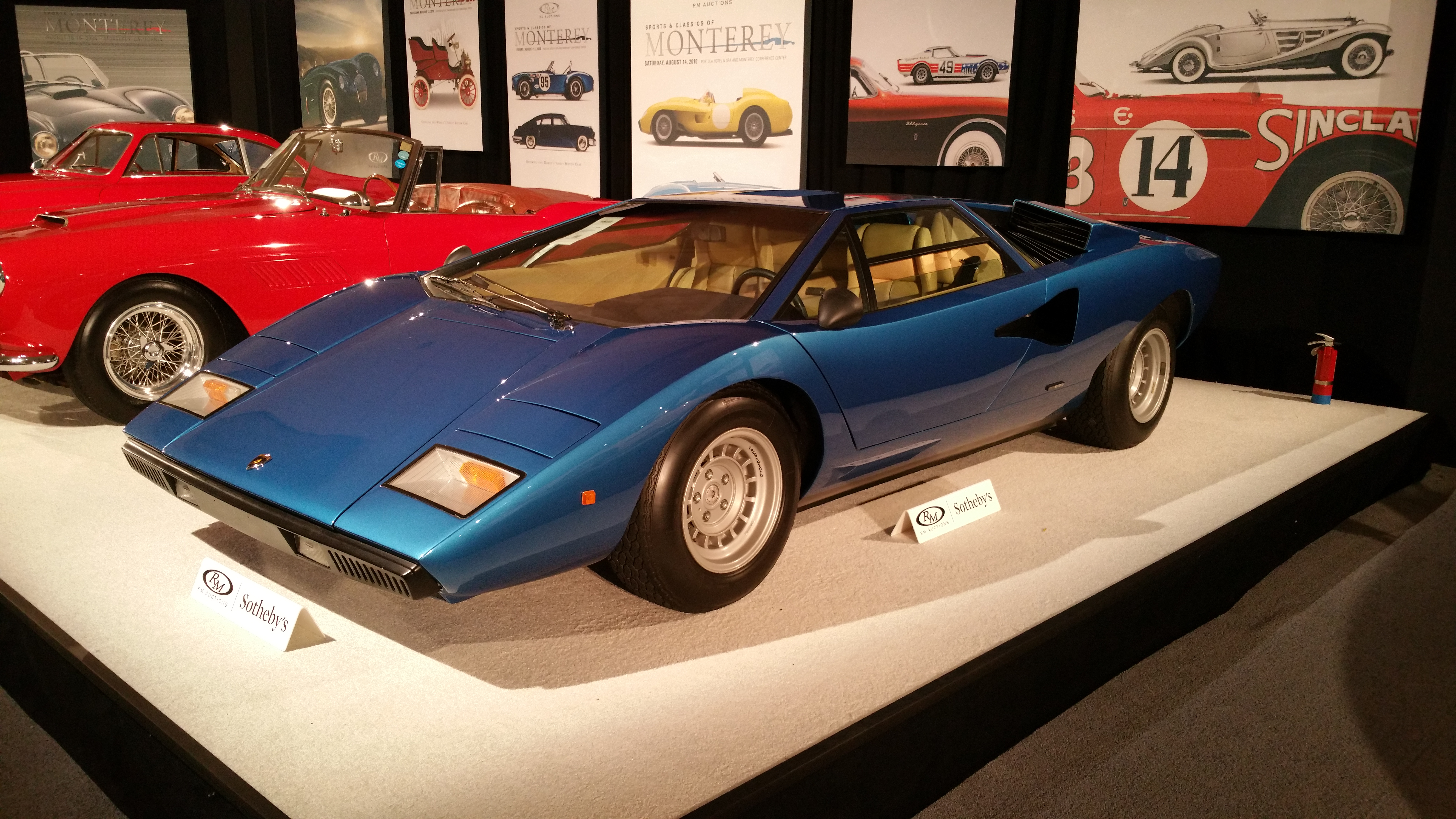 1974 - 1977 Lamborghini Countach