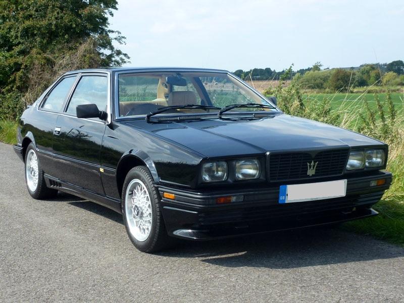 1981 - 1987 Maserati Biturbo